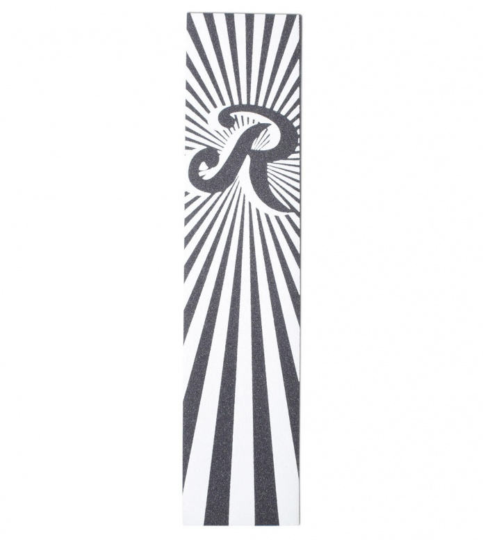 Rolling Rock Scooter Griptape Circle-Star II black/white 560 x 130mm