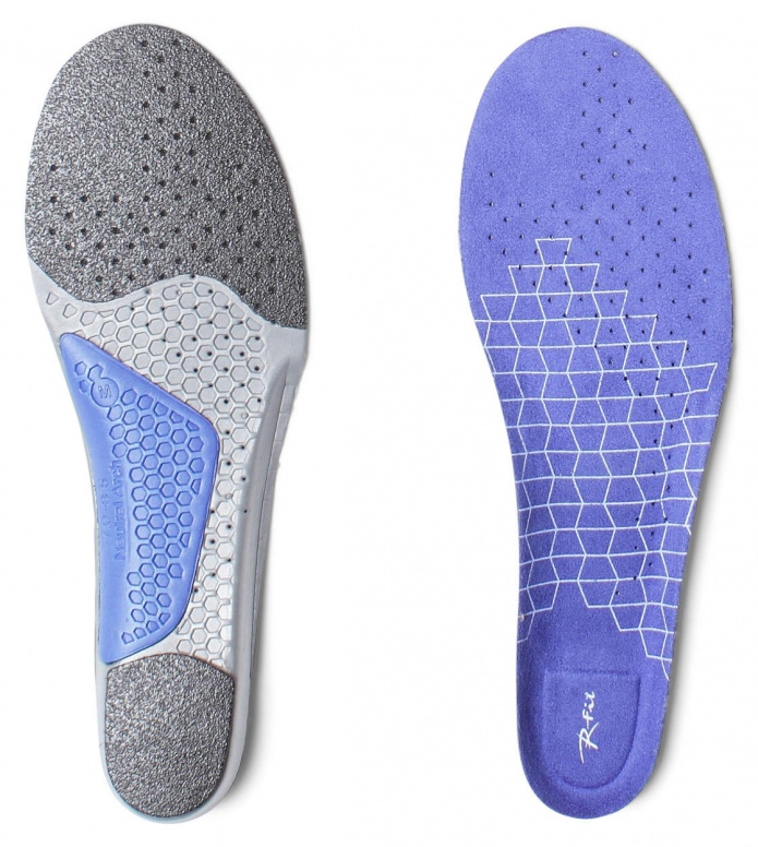 Riedell Footbed Kit R Fit blue 37-38.5