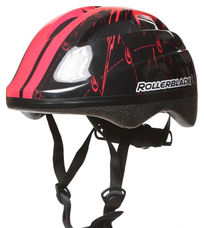 Rollerblade Rollerblade Helmet Workout JR black/red