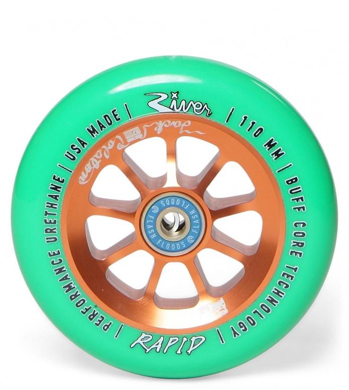 River Wheel Rapids Jack Colston 110er bronze/green mint