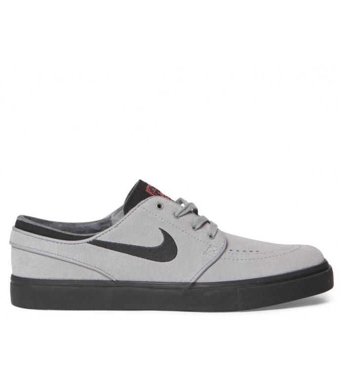 Nike SB Nike SB Shoes Janoski grey dust/black-ember glow white