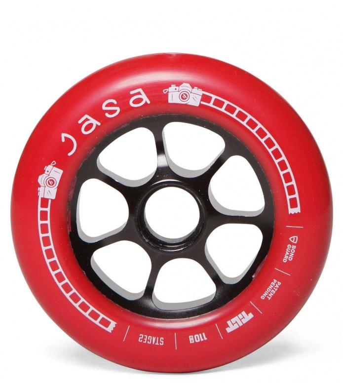 Tilt Wheel Jasa 110er red