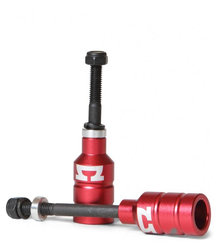 AO Peg Double Standart red incl. 3 bolts