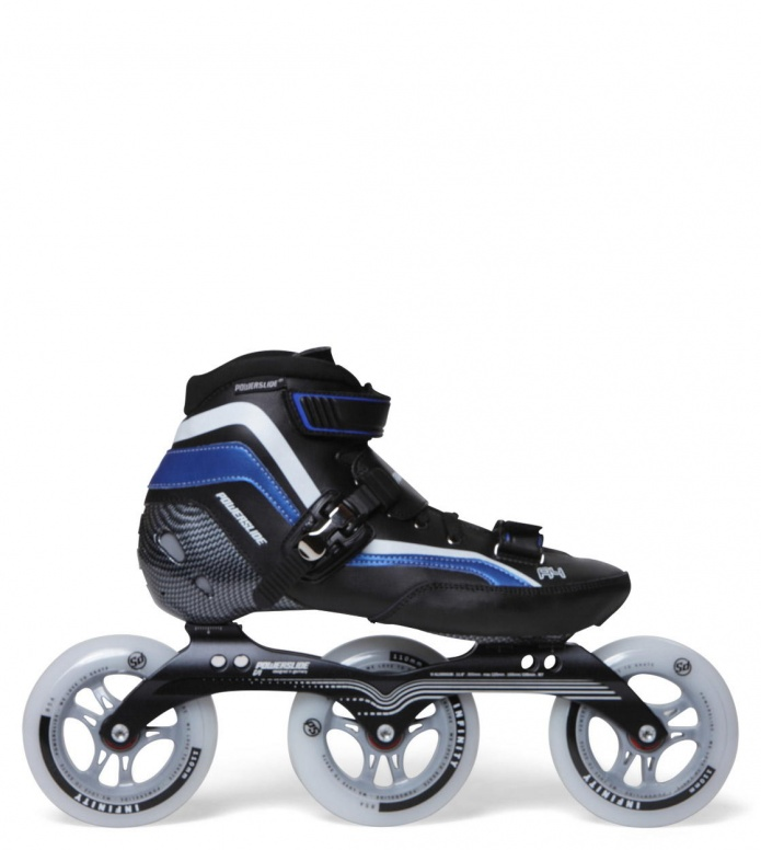 Powerslide Speed R4 III black/blue 44