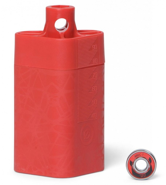 Wicked Bearings Abec 7 red 16 Pack