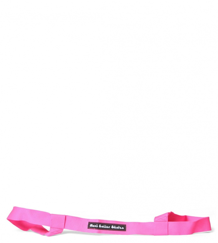 Moxi Roller Skes Leash pink one size
