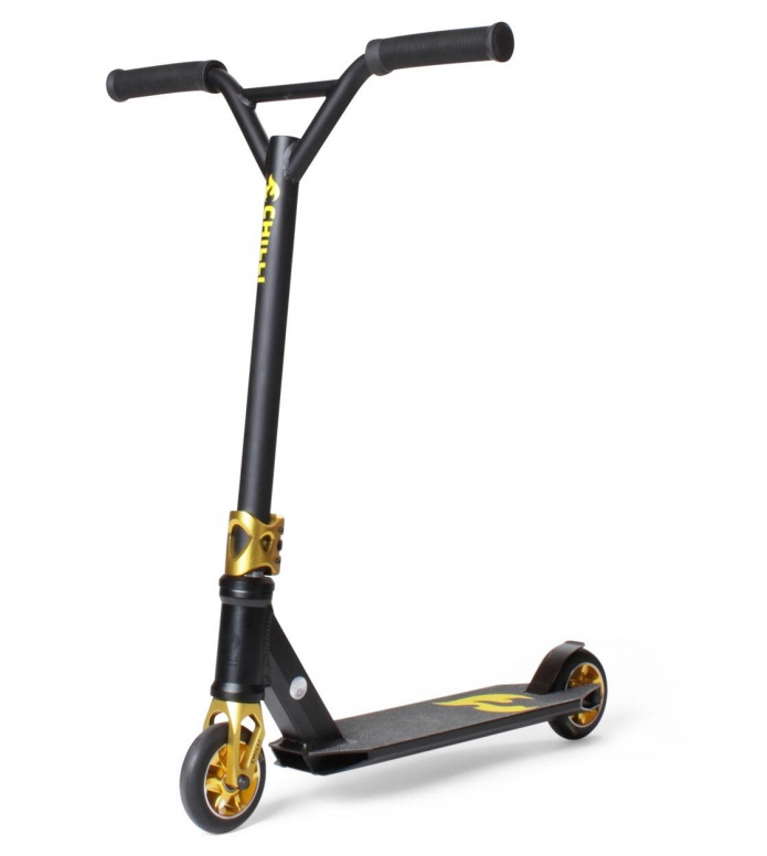 Chilli Pro Scooter Chilli Scooter 3000 black/gold