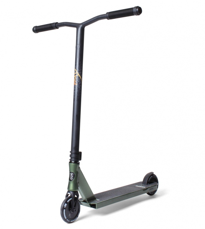 Lucky Lucky Scooter Tanner Fox Pro green/black