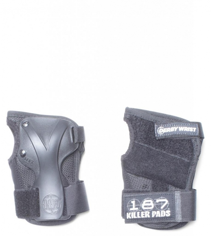 187 Killer Protection Wrist Guard V2 black L