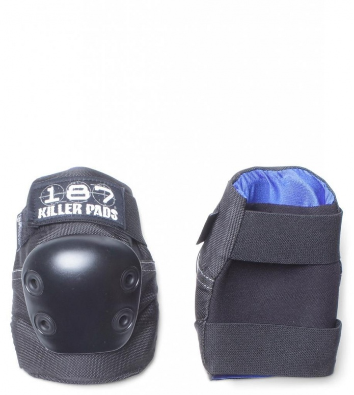 187 Killer Protection Elbow Pads V2 black S