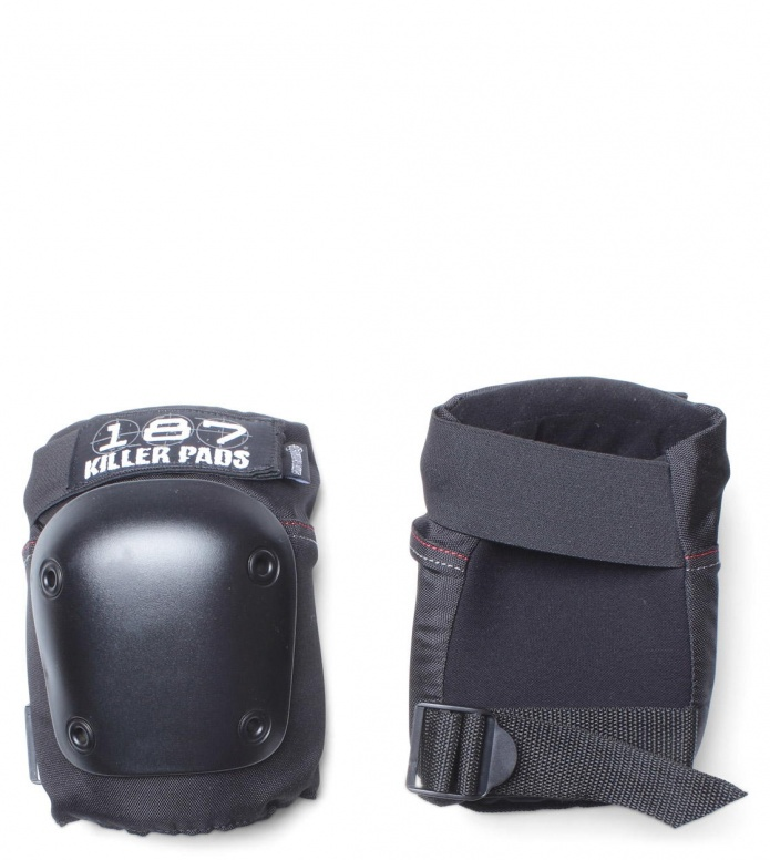 187 Killer Protection Knee Pads Fly black XS