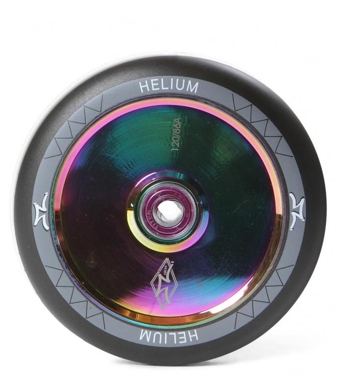AO Wheel Helium 120er rainbow oil slick