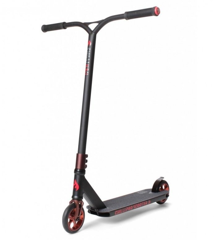 Chilli Pro Scooter Chilli Scooter Reaper Reloaded Ghost black/brown