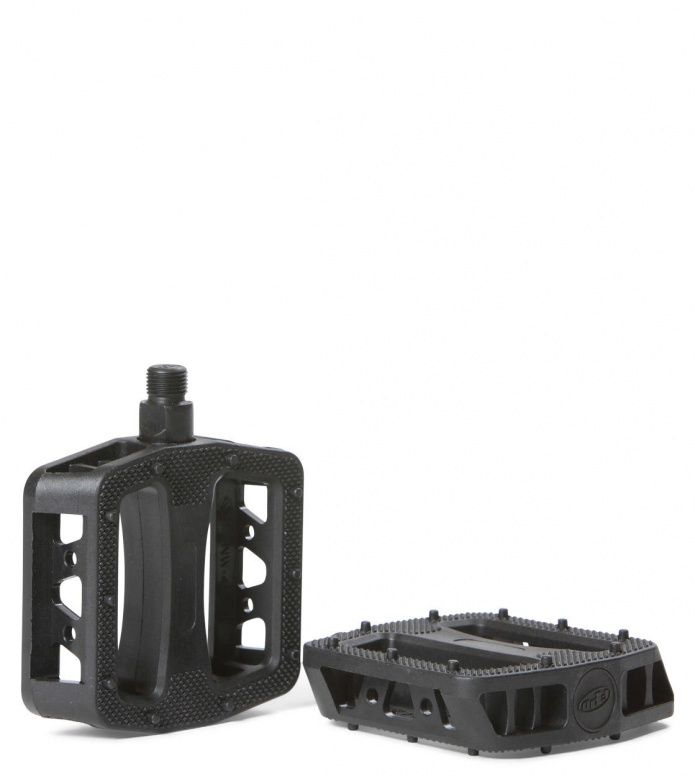 Rocker Pedals FPO black 9/16el