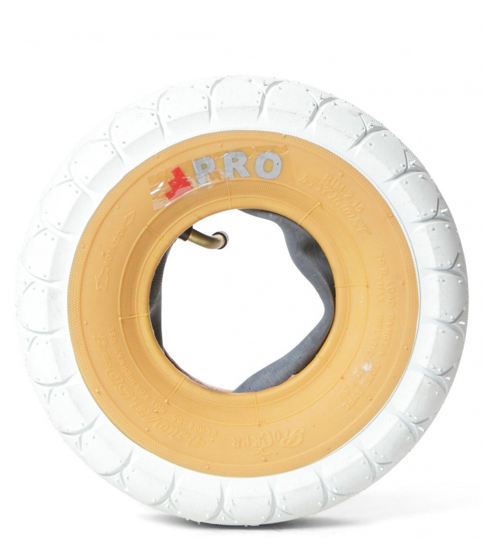 Rocker Tyres Street Pro Pair white/gum walls