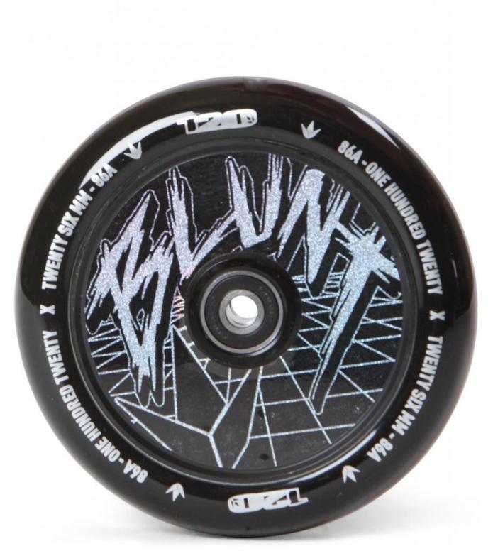Blunt Wheel Hologram Classic 120er black