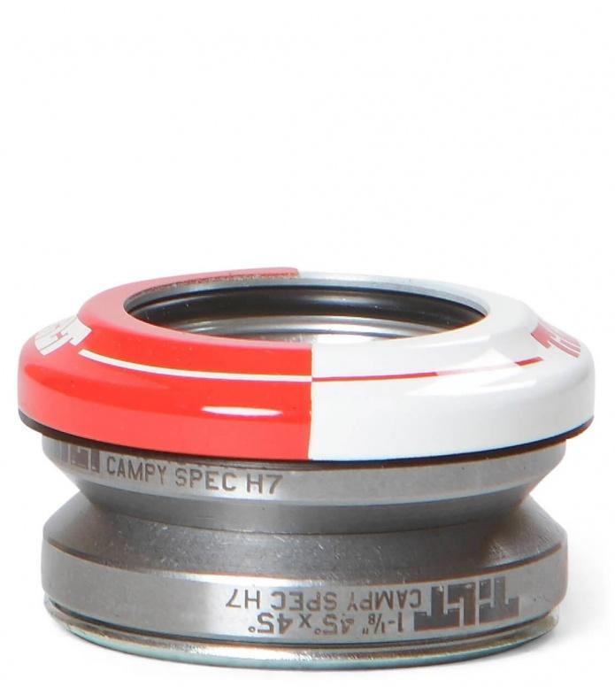 Tilt Headset Integrated V2 red/white one size