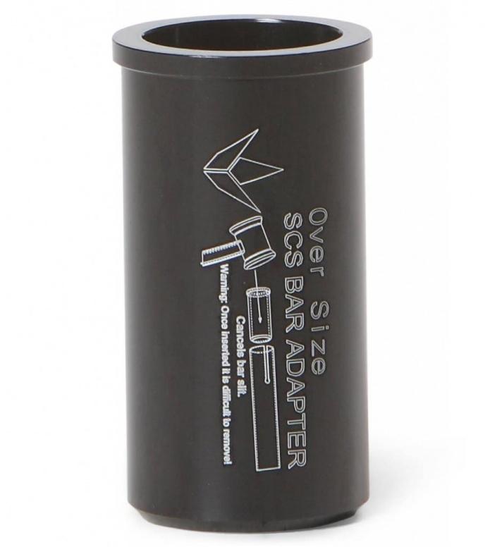 Blunt Adapter SCS Oversized black