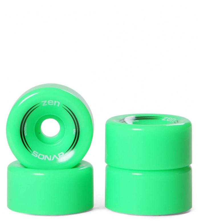 Radar Wheels Zen green 62mm 85A