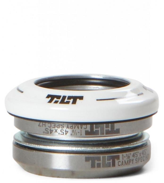 Tilt Headset Integrated V2 white fluorescent one size