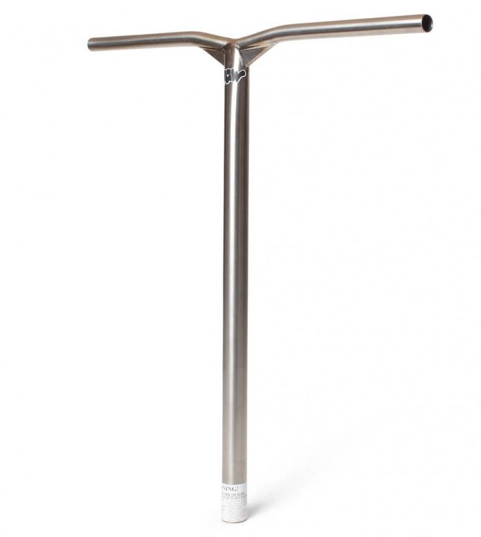 YGW Bar SCS Flight Titanium Oversized silver