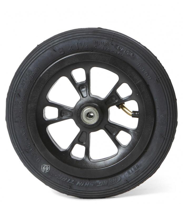Micro Wheel Air 200er black/black 200mm