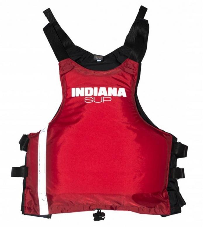 Indiana SUP Indiana Schwimmweste Swift red/white