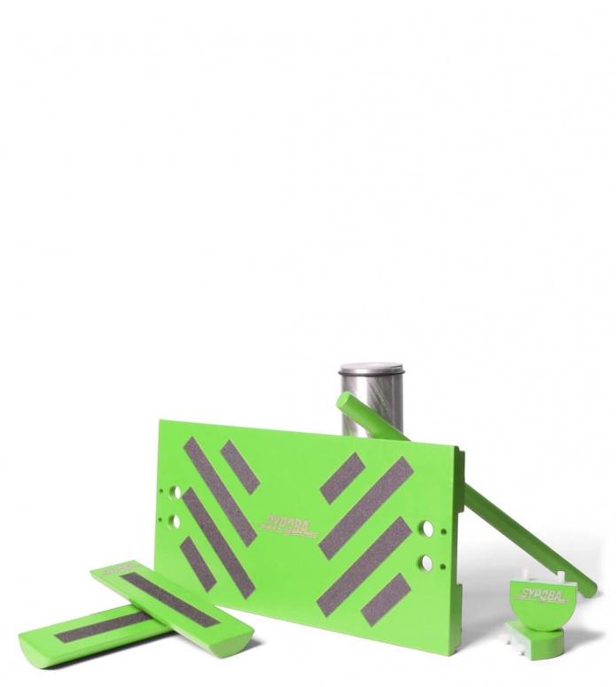 Sypoba Sypoba Balanceboard Ahtletic green