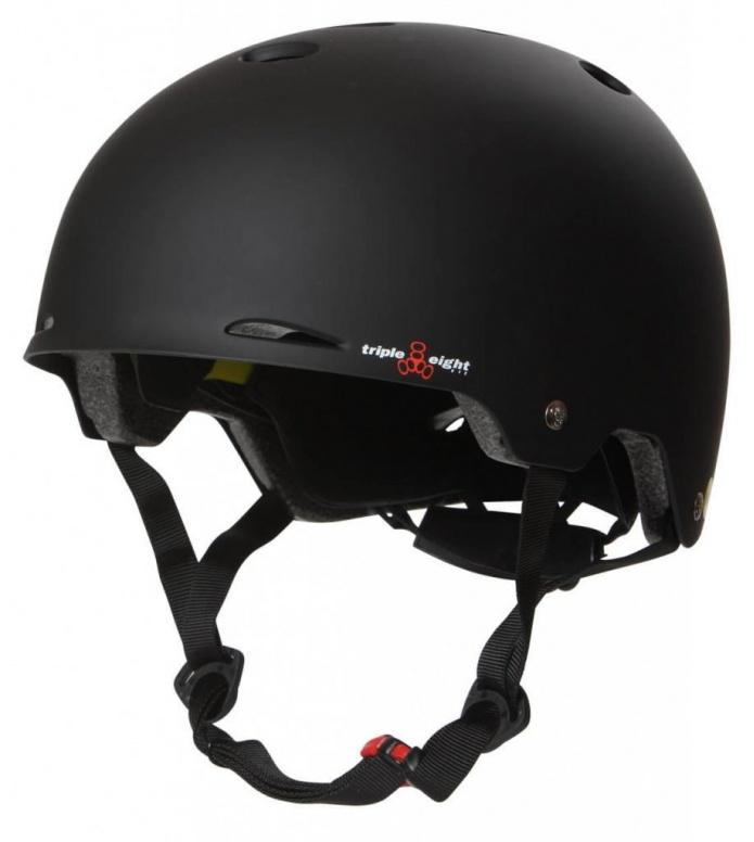 Triple 8 Triple 8 Helmet Gotham Mips EPS Liner black rubber