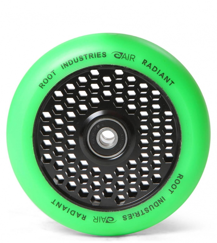 Root Industries Wheel Honeycore 110er green radiant 110mm
