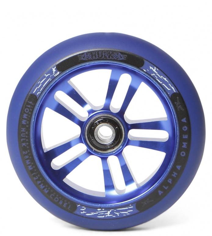 AO Wheel Hulk 110er blue/blue
