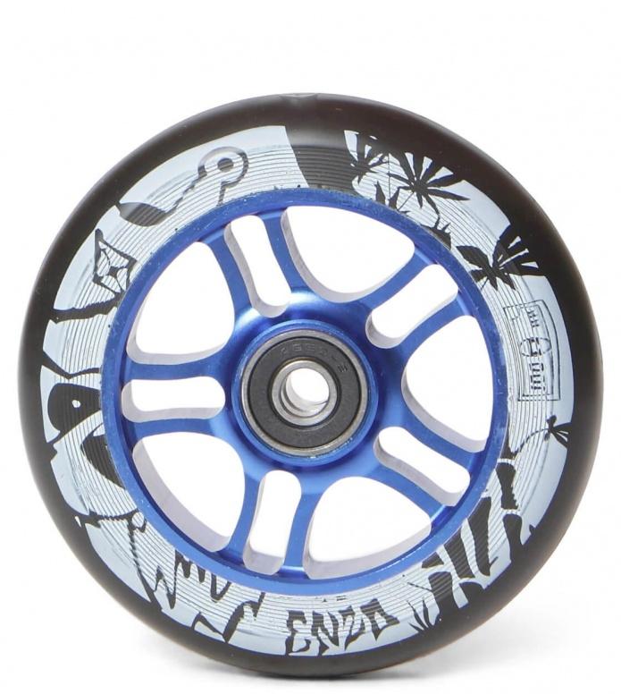 AO Wheel Enzo 100er blue 100mm