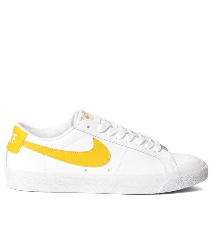 Nike SB Nike SB Zoom Blazer Low white/mineral gold