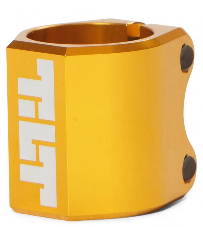 Tilt Tilt Clamp Double Classic Oversized gold