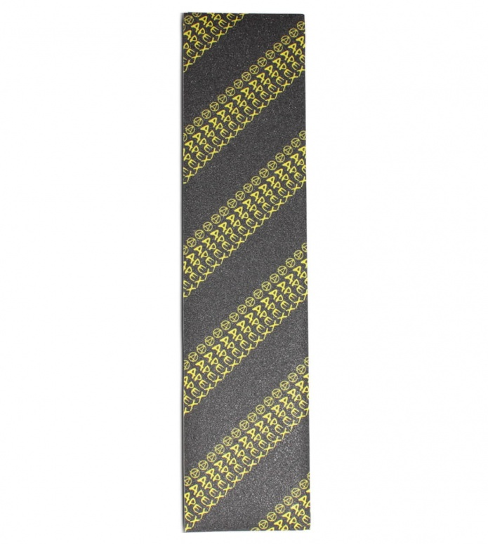 Apex Griptape Caution black/yellow 540 x 125mm