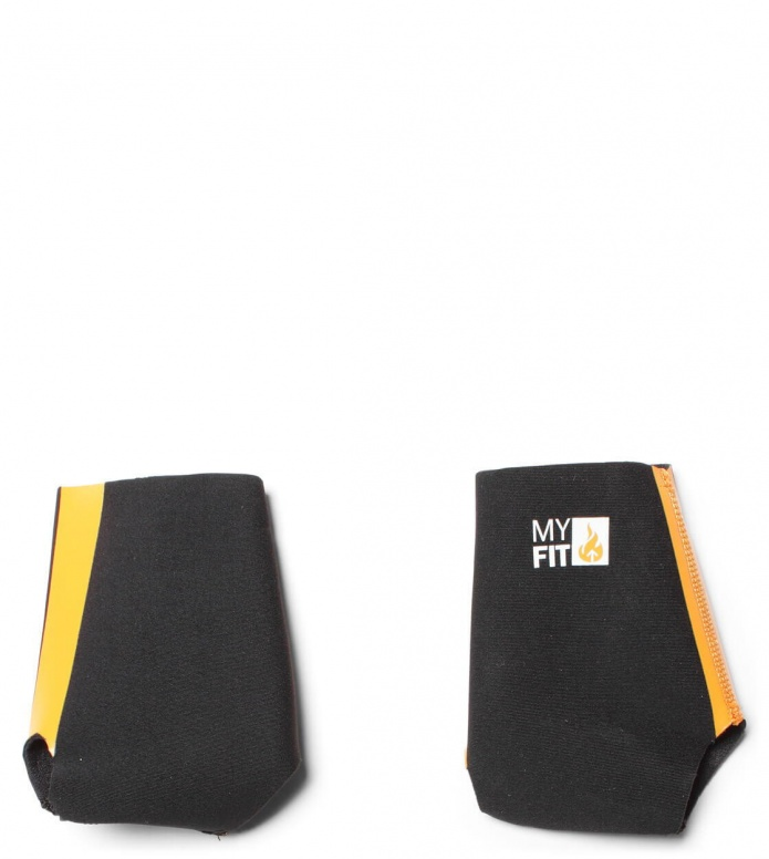 MyFit Footies Low Cut 2mm black M (37-40)