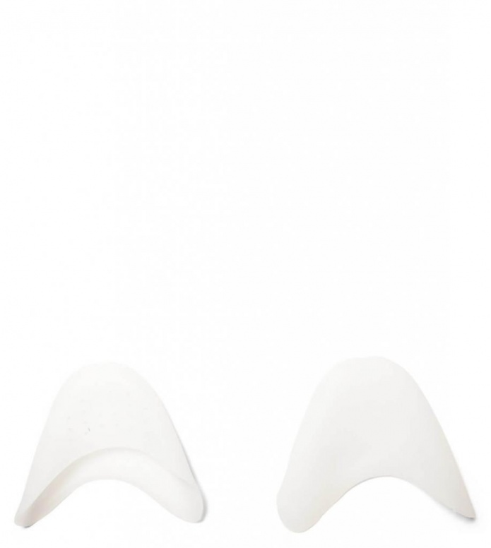 MyFit Toe Cover Gel white one size