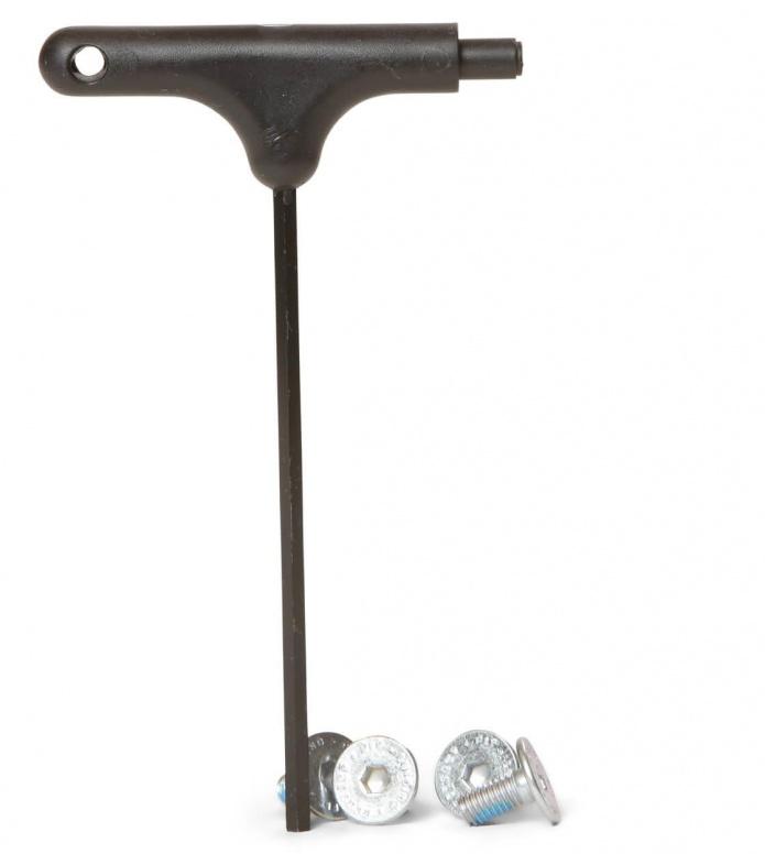 Luigino Tool Hex Allen Mounting black one size
