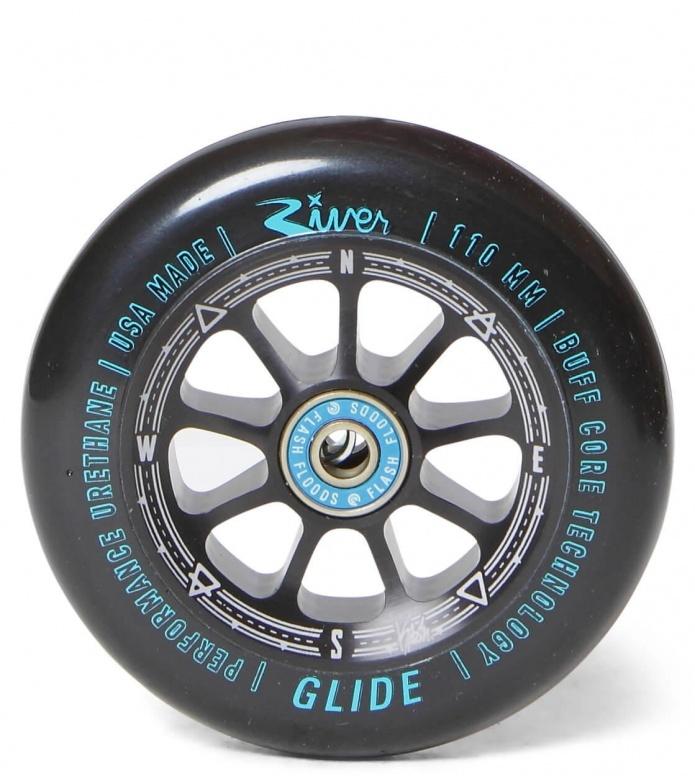 River Wheel Glide Kevin Austin 110er black 110mm
