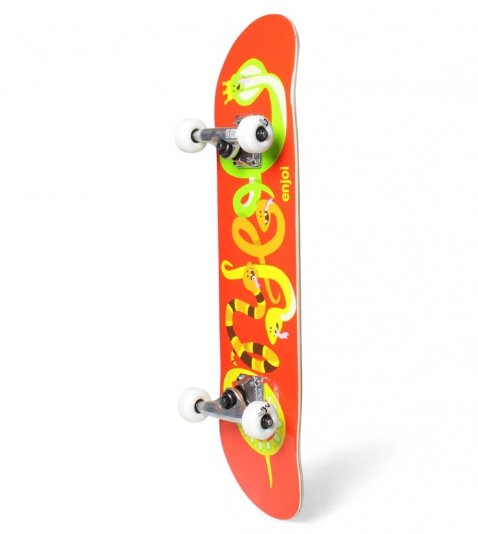 Enjoi Enjoi Complete Snake Logo red/yellow