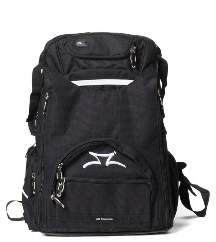 AO Backpack Transit black one size