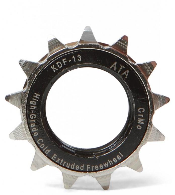 Rocker Freewheel Irok 13T silver one size