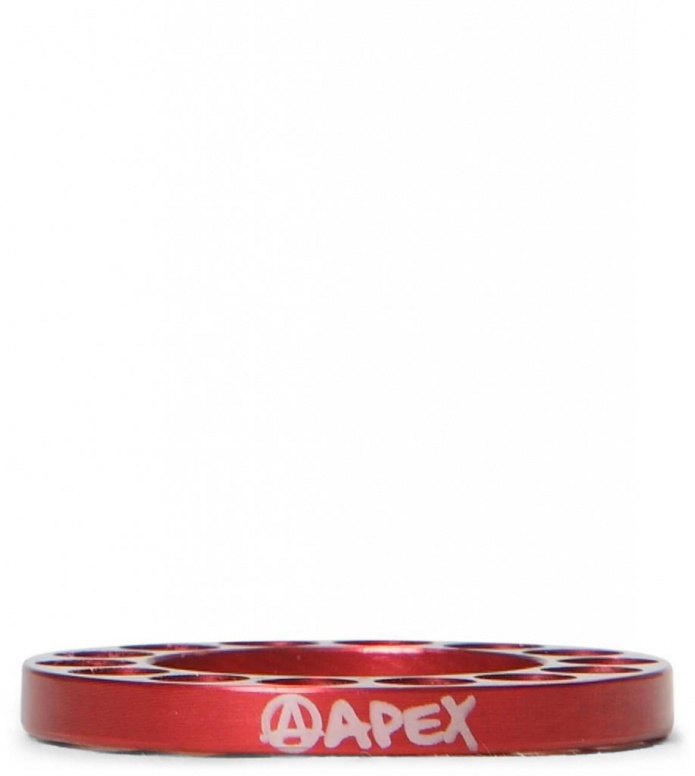Apex Spacer Bar Riser red 5mm