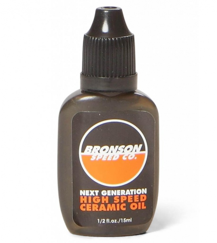 Bronson Ceramic Oil High Speed black 15ml