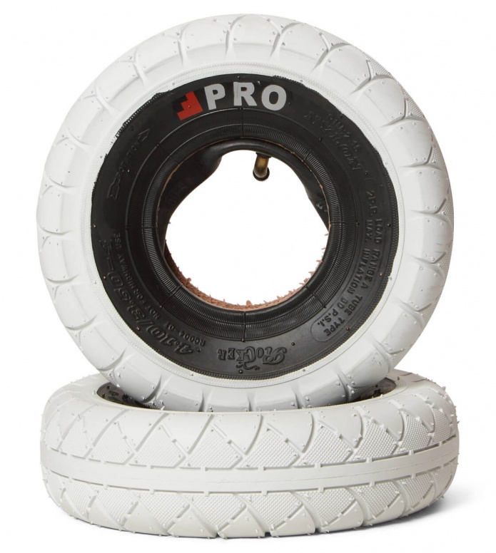 Rocker Tyres Street Pro Pair white/black 260mm