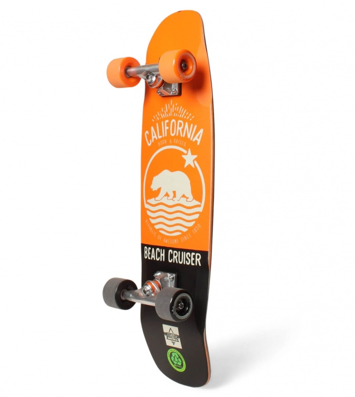 Dusters Dusters Cruiser Beach orange/black