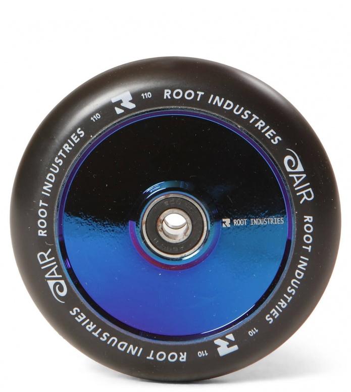 Root Industries Wheel Air 110er black/blue ray