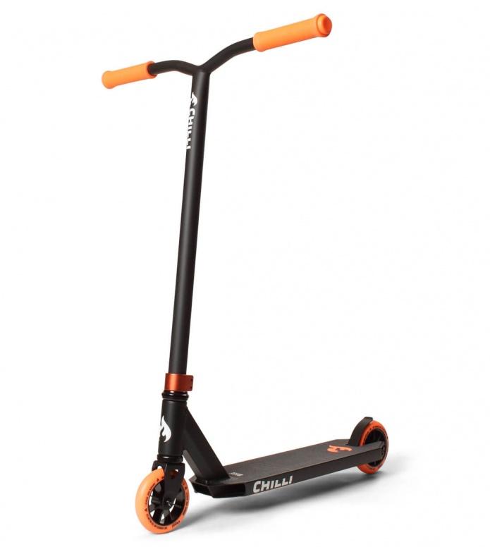 Chilli Pro Scooter Chilli Scooter Base black/orange