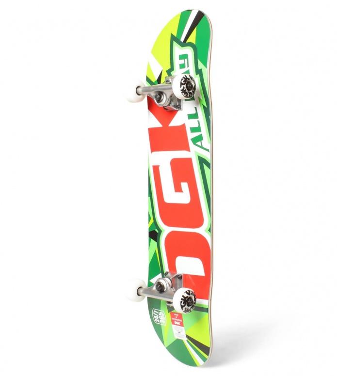 DGK DGK Complete Do The DGK green/red