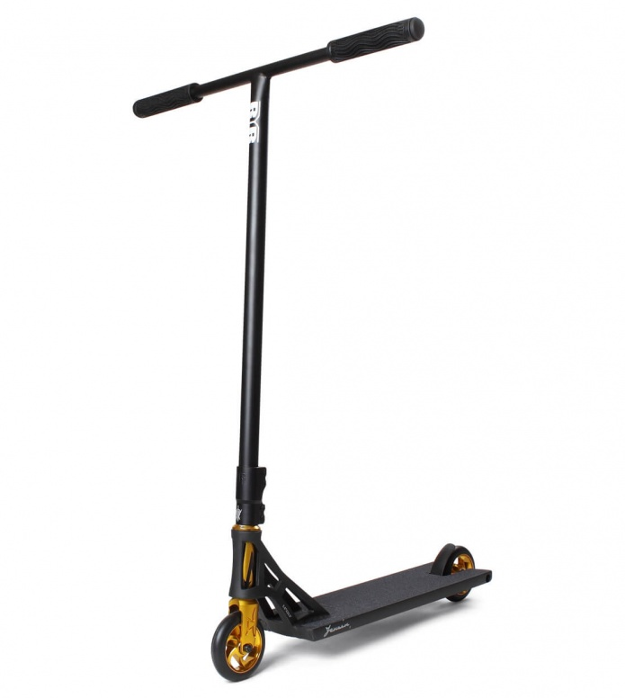 AO AO Scooter Aztro Pro black